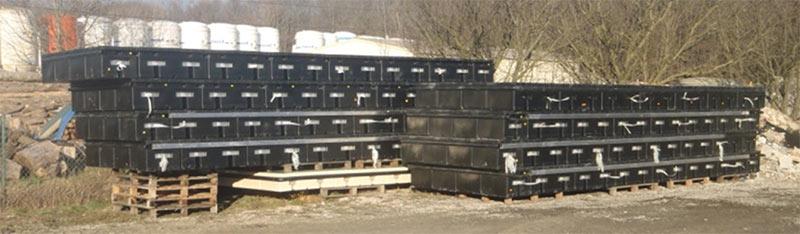 Exceptionnel Plateformes flottantes pour cabanes - fabricant de ponton flottant  ND04